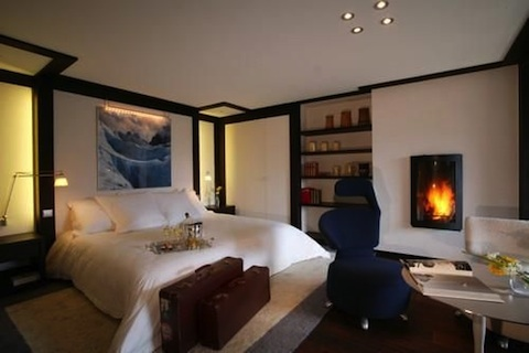 suite at hameau albert 1er chamonix