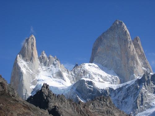 Cerro Fitzroy Argentina