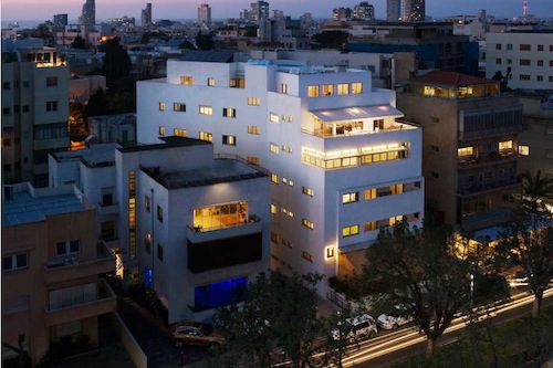 rothschild boutique hotel tel aviv
