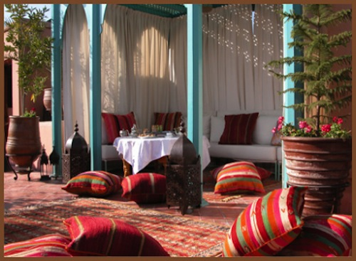 luxury riad hotel marrakech