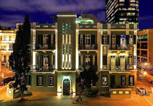 New boutique hotels tel aviv for Boutique hotel list