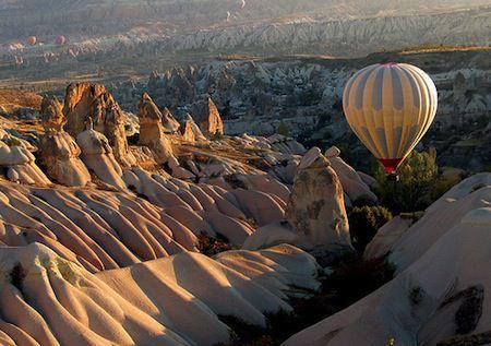 Turkey travel Cappadocia