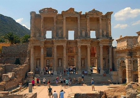 Turkey travel: Ephesus
