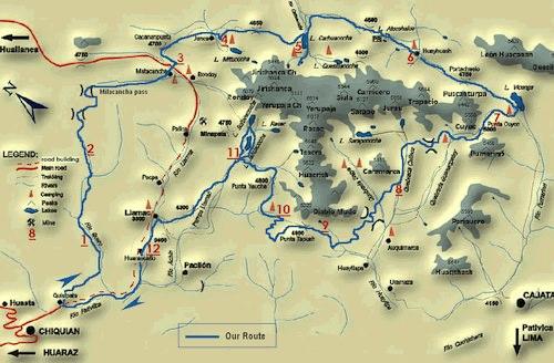 huayhuash map