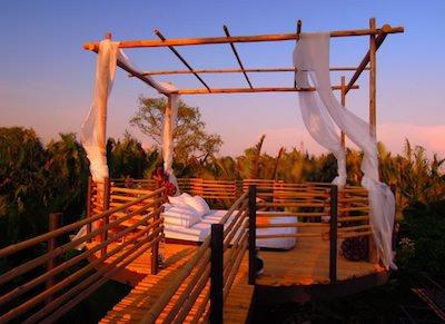 luxury treehouse hotel thailand
