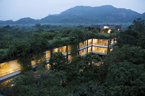 heritance kandalama architecture