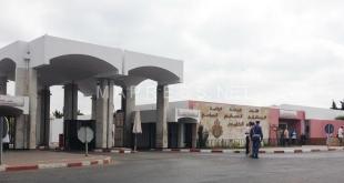 المستشفى العسكري يستنفر لاستقبال الملك