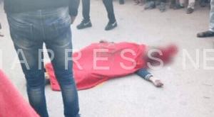 مكناس.. وفاة تلميذ في حادث سير أثناء الإحتجاجات ضد الساعة الإضافية+صورة