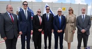 تفاصيل جديدة بشأن خطة السلام الأميركية في الشرق الأوسط