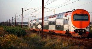 قطار منطقة اولاد مطاع بتمارة ينهي حياة سيدة