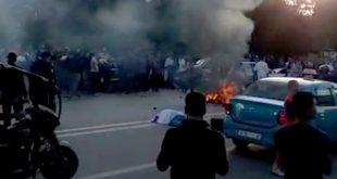 فيديو … حادثة سير خطيرة قبيل آذان صلاة المغرب بطنجة