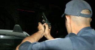 أمن طنجة يستعمل الرصاص الحي لتوقيف شخصين