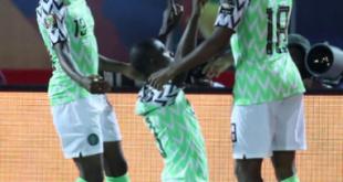 إليكم صور… نجيريا تضاعف آلام تونس