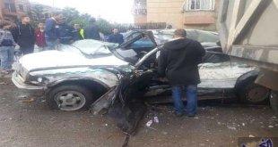 حادثة سير خطيرة تُعرقل حركة السير في أبرز شوارع أغادير المغربية
