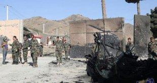 """إصابات فادحة في قوات """"طالبان"""" إثر غارات جوية أميركية شرق أفغانستان"""
