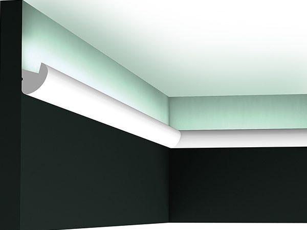 indirect light moulding orac decor cx188f