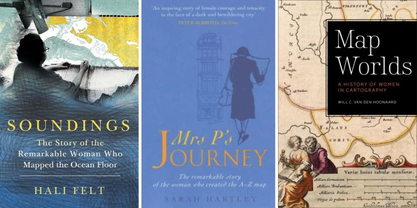 women-cartography-books