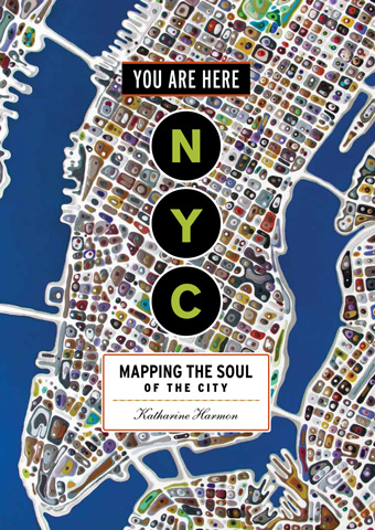 You Are Here NYC: Mapping the Soul of the City