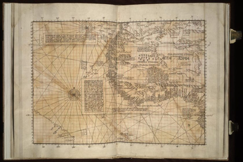 Library of Congress – The Map Room