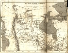 7. Mackenzie's Map of the North Part of America (1809)
