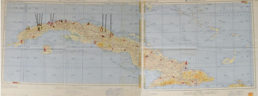jfks cuban missile crisis map sells for nearly 140000
