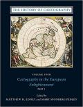 The History of Cartography, Vol. 4: Cartography in the European Enlightenment (cover)