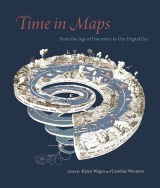 Book cover: Time in Maps