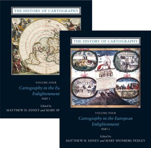 The History of Cartography, Vol. 4