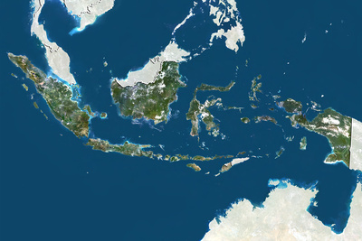 Map of Jayapura  Papua   road map  satellite view and street view Jayapura   interactive satellite view