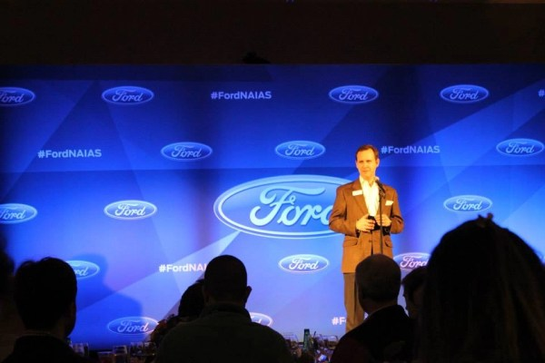 #FordNAIAS Scott Monty