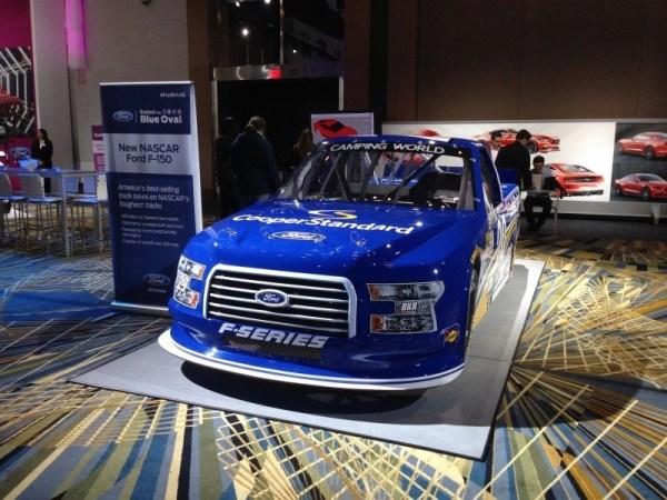 FordNAIAS F-150 NASCAR