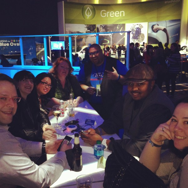 FordNAIAS Behind the Blue Oval Dinner