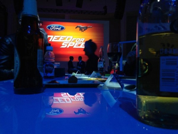 FordNAIAS Need for Speed Sneak Peek