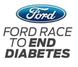 I'm running in the Ford Race to End Diabetes! #JDRF #donate @FordCanada