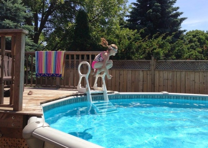 Make a splash! #WordlessWednesday @ mapsgirl.ca