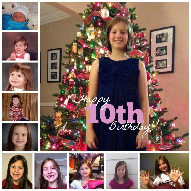 Happy 10th Birthday Munchkin @ mapsgirl.ca