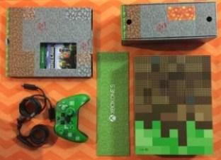 Xbox One S Contents @ mapsgirl.ca