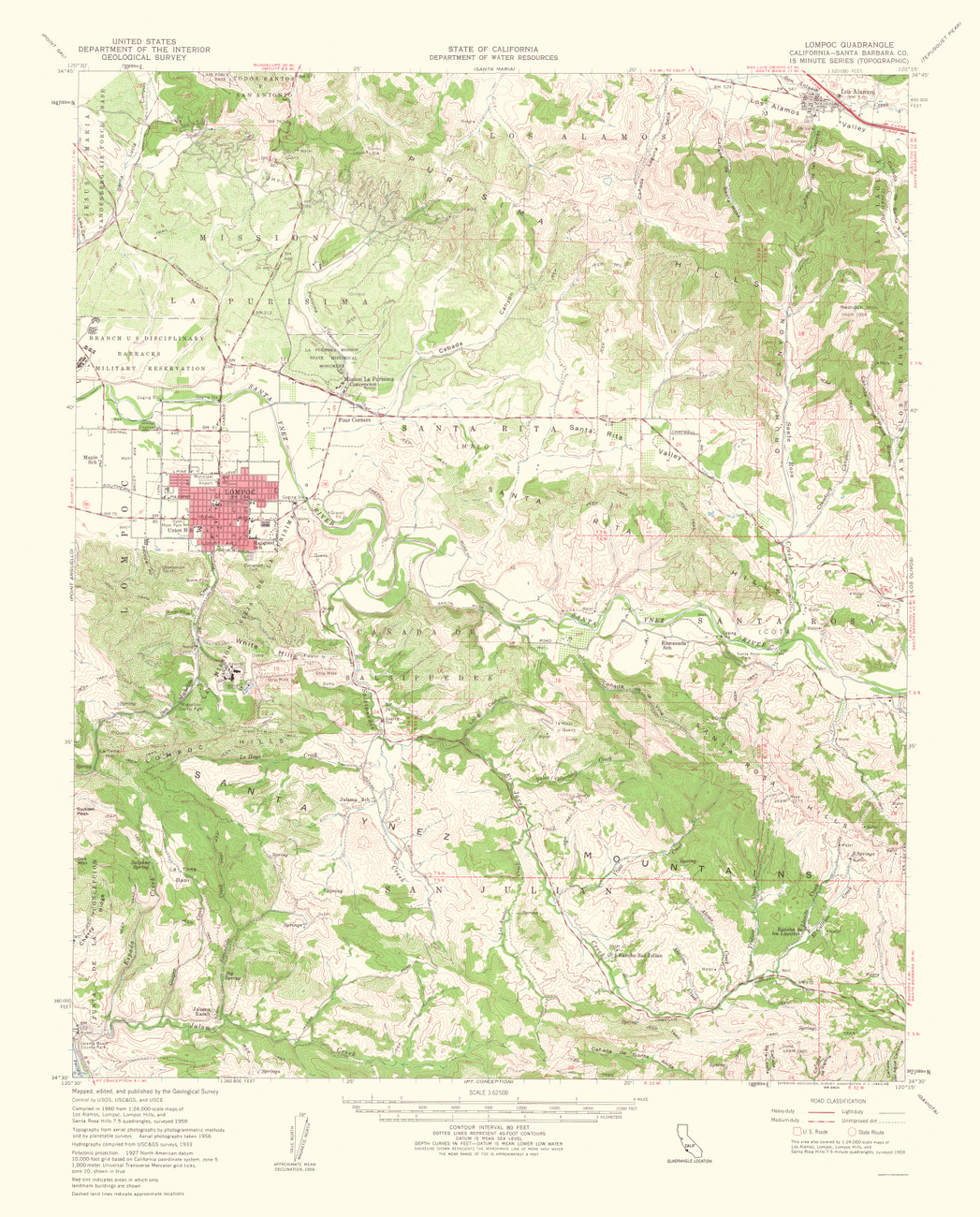 Historical Topographical Maps