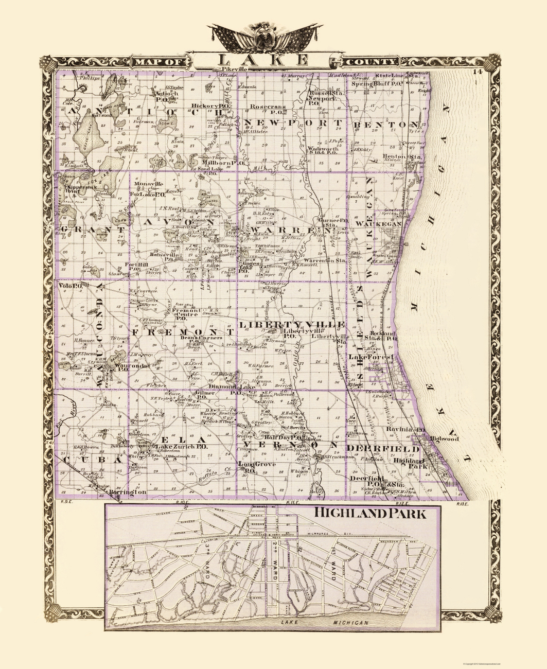 Towns Grundy County Il