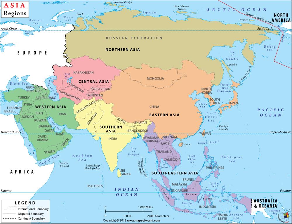 Map Of Asia Khand.Nxsone45 Nxsone45