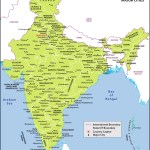 Major Cities In India India City Map