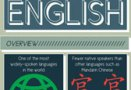 Infographics on Different Languages