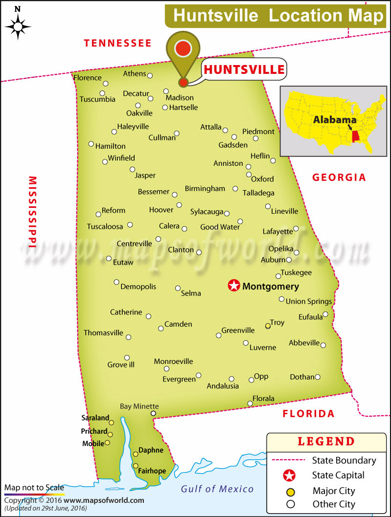 Huntsville Alabama Zip Code Map