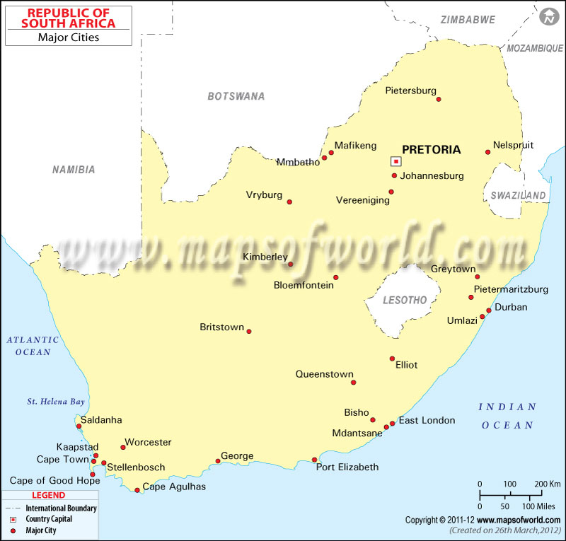 Ley Lines Map South Africa | Jackenjuul
