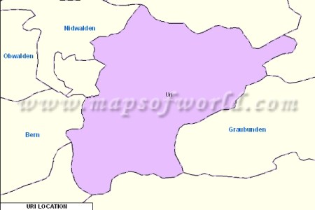 canton of uri with cities and towns map » Full HD Pictures [4K Ultra ...