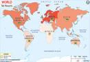 World Ski Resorts Map