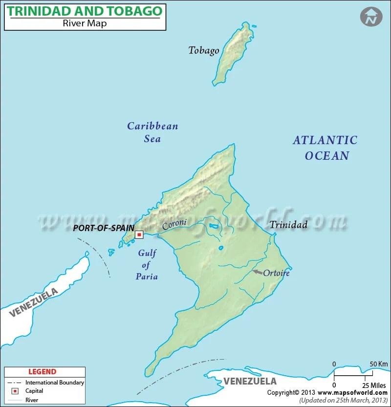 Hurricane Belt Caribbean Islands