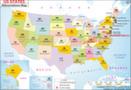 50 States of USA