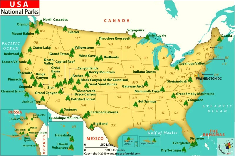 Image result for national parks