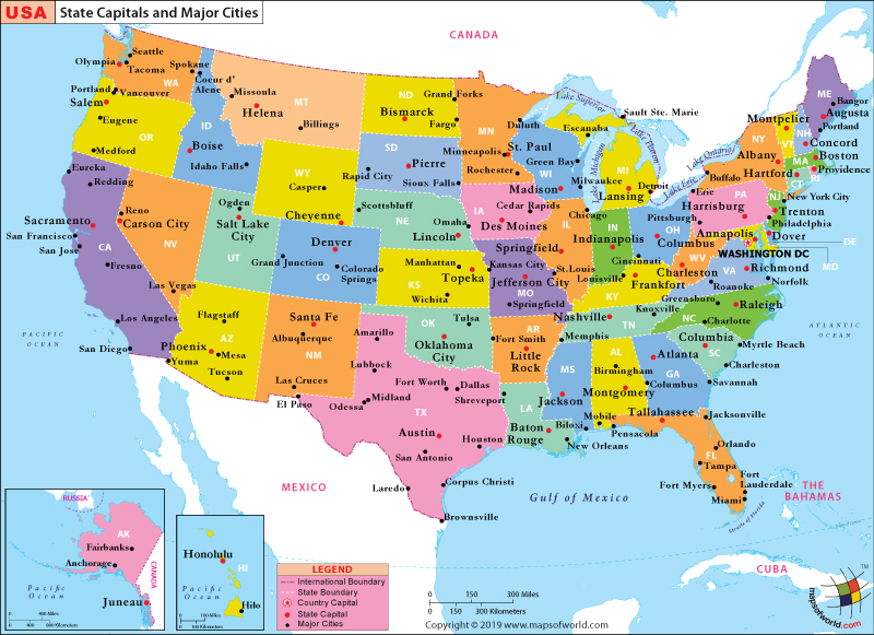 (2) for mass storage devices, a label is the name of a storage volume. Us Map With States And Cities List Of Major Cities Of Usa